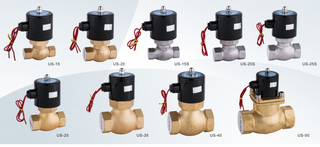 2L(US) Series 2/2 Solenoid Valve(Steam)